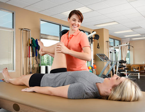 Physical therapy pelvic floor & orthopedic