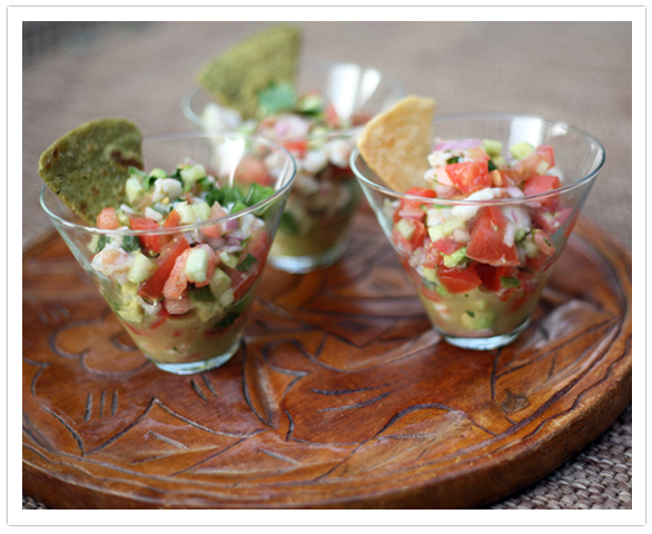 Summer shrimp ceviche recipe for Shrimp and fish ceviche